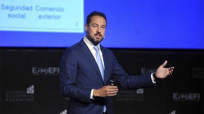 Leandro Cuccioli, director de la AFIP durante la gestión de Cambiemos