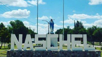 Naschel está ubicada 115 kilómetros al noreste de la capital puntana, tiene 4.000 habitantes y hasta el momento acumuló 100 casos de coronavirus.