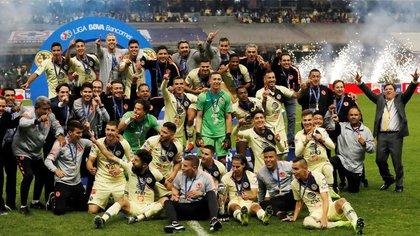 Para el presidente del América, el sistema de competencia en el fútbol mexicano es lo que complica que los clubes sean campeones de manera constante. (Foto: Henry Romero/Reuters)