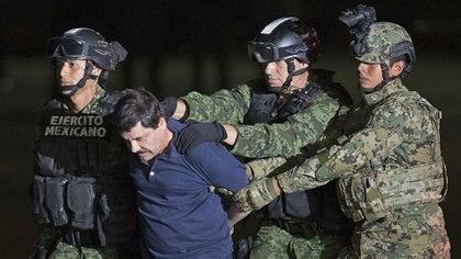"""""""El Chapo"""" Guzman (AP)"""