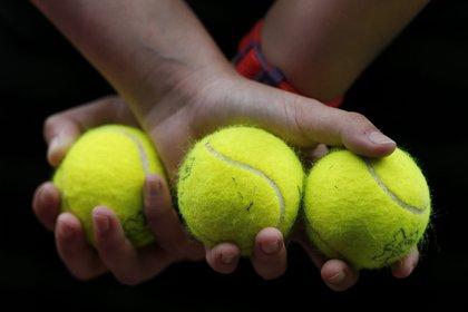 L'Open de tennis de Singapour, qui se tiendra du lundi au dimanche, accueillera 250 spectateurs en demi-finale et en finale dans le cas où aucune nouvelle infection de covid-19 n'est détectée dans la cité-état EFE / / Kai Försterling / Archive