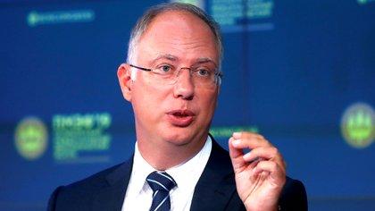 El Jefe Ejecutivo del Fondo Ruso de Inversión Directa, Kirill Dmitriev (REUTERS/Maxim Shemetov)