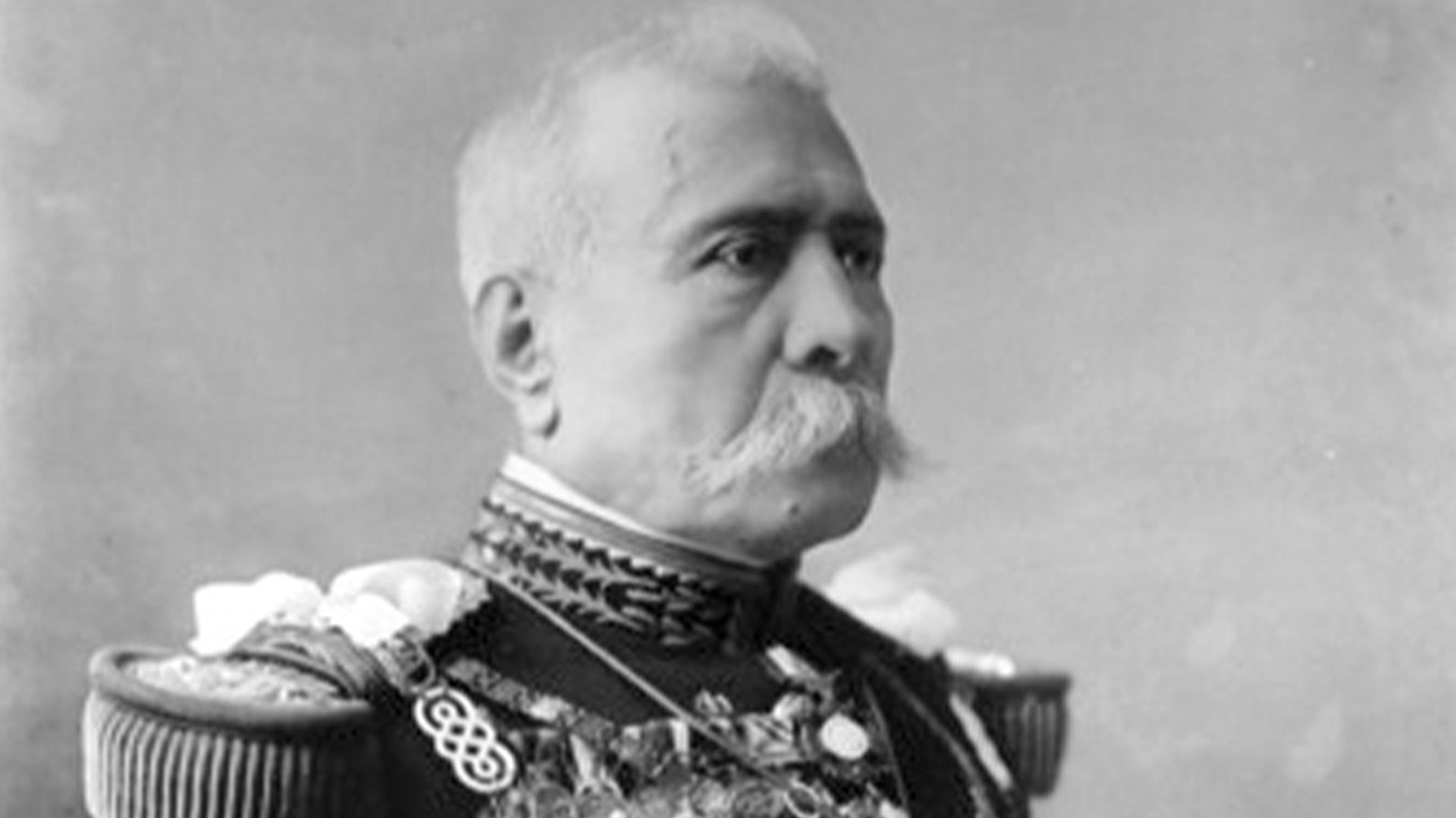 Porfirio Díaz (Foto: INAH)