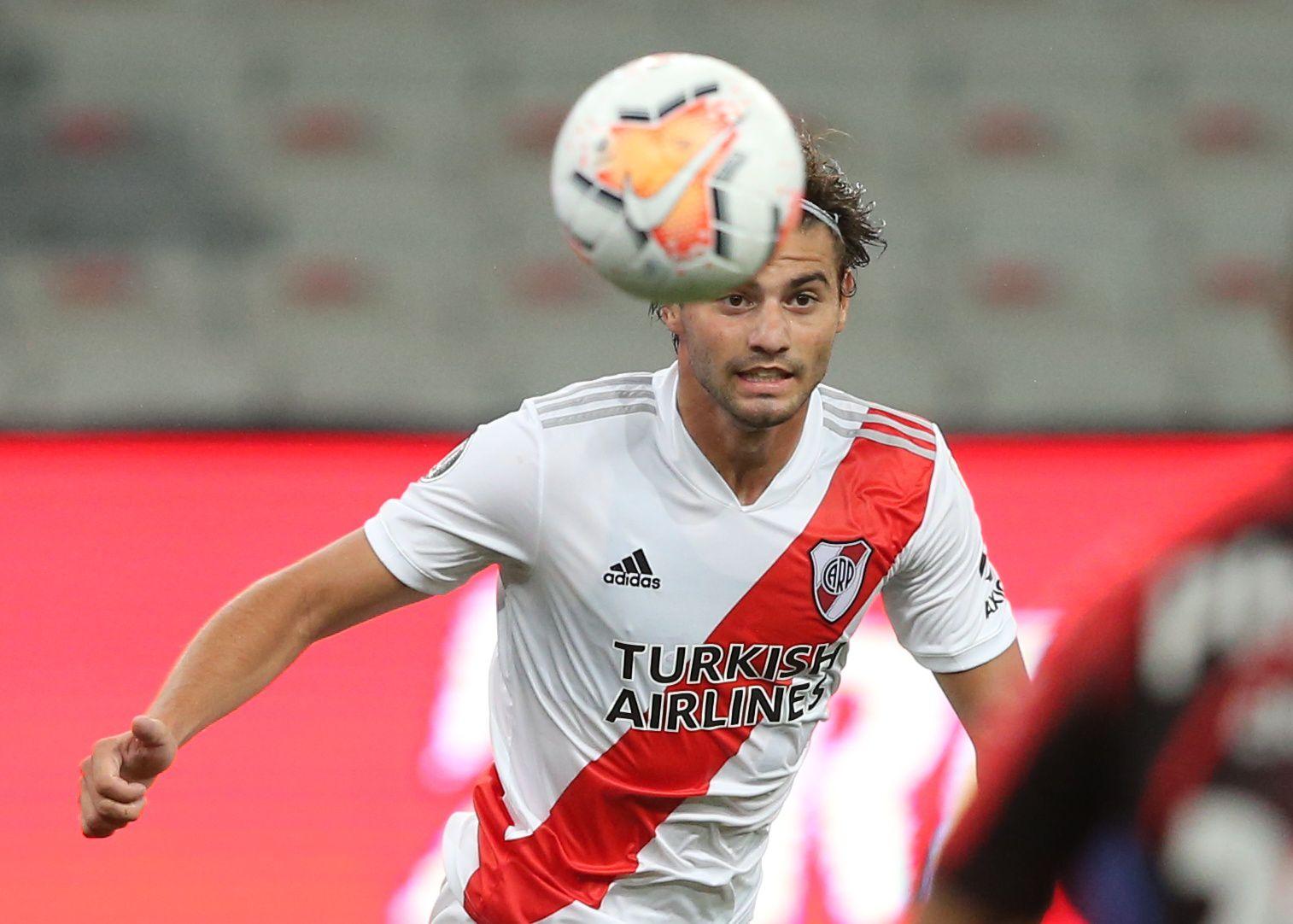 Santiago Sosa seguirá su carrera en el Atlanta United (REUTERS/Rodolfo Buhrer)