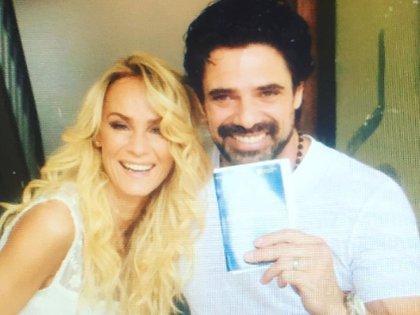 Luciano Castro y Sabrina Rojas se casaron en diciembre de 2016