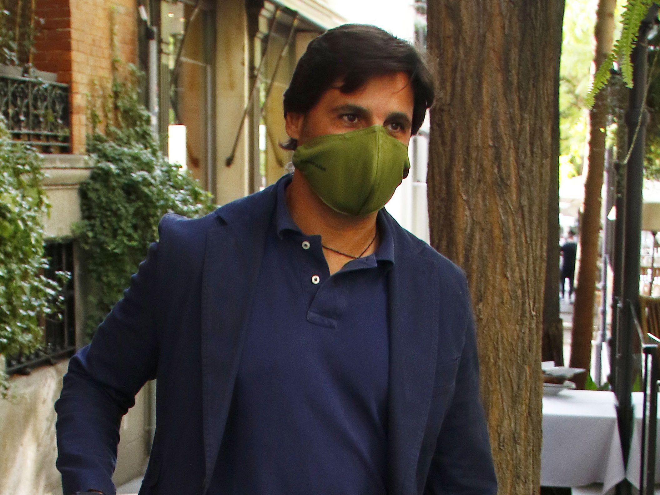 22/09/2020 Francisco Rivera, en una imagen de archivo EUROPA ESPAÑA SOCIEDAD