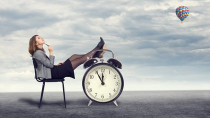 Retrasar la hora de despertarse puede ser una decisión negativa (Shutterstock)