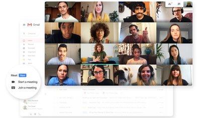 Google Meet extendió las videollamadas ilimitadas en su versión gratuita hasta junio