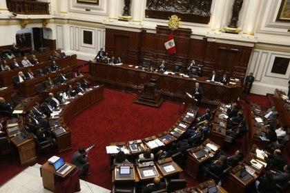 El Congreso de Perú (Europa Press/Archivo)