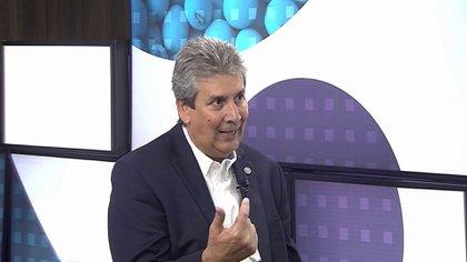 """José Martins, presidente de la Bolsa de Cereales y vocero del flamante """"Concejo Agroindustrial Argentino"""""""