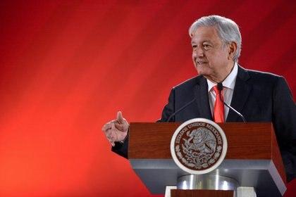 López Obrador se quejó de la prensa conservadora. (Foto: lopezobrador.org.mx)