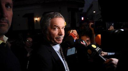 El diputado nacional Felipe Solá (Nicolás Stulberg)