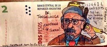El histórico humorista Tangalanga
