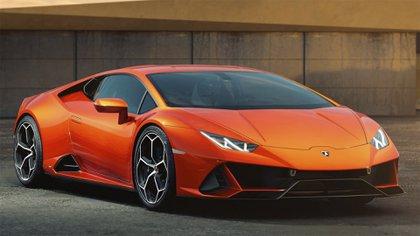 El Lamborghini sería otro auto en la colección del narcotraficante (Foto: ilustrativa/ Twitter@BOTB_Dreamcars)