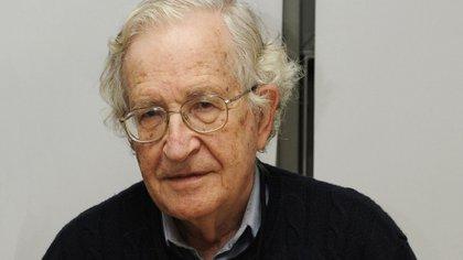 Noam Chomsky (Shutterstock)