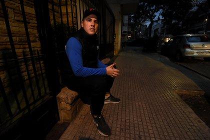 Después de su última temporada en Lamadrid espera un proyecto deportivo que lo seduzca (Nicolás Stulberg)