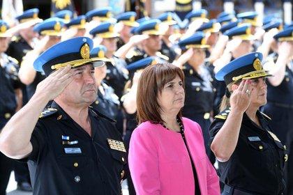 La medida no solo tendrá jurisdicción para la Policía Federal sino también para Gendarmería, Prefectura Naval y Policía de Seguridad Aeroportuaria (Maxi Luna)