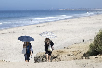 Las playas en Baja California Sur abrirán con restricciones, excepto en el municipio de Loreto (Foto: Cuartoscuro)
