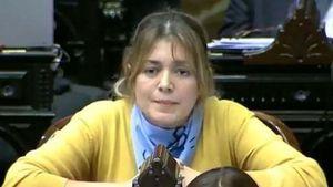 Escandalosos audios: una diputada radical fue acusada de quedarse con el 50% del sueldo de sus asesores