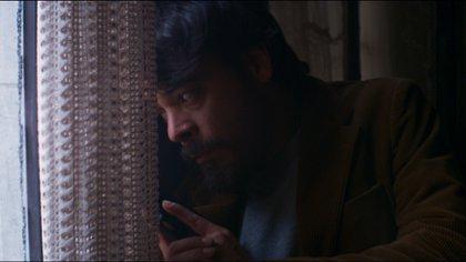 "Leonardo Ortizgris como Carlos en ""Tengo miedo, torero"""