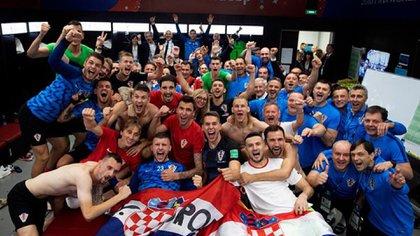Es la primera vez que Croacia se mete en la final de un Mundial de fútbol. (Foto: Instagram)