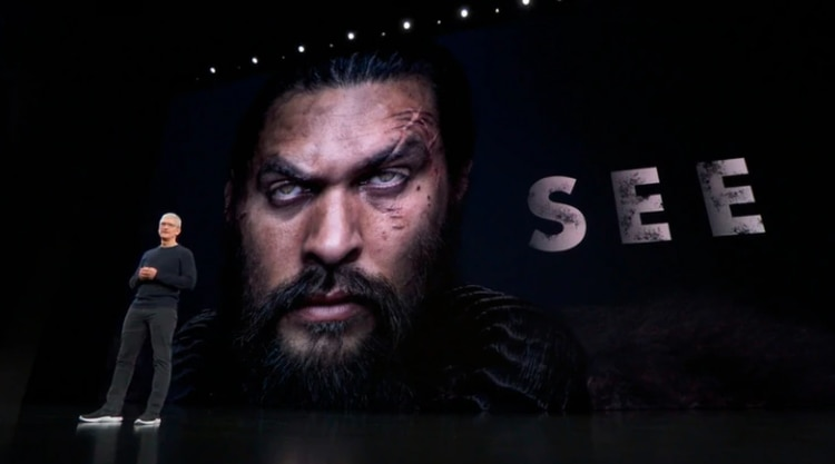 """""""See"""" es una de las series que se podrá comenzar a ver en Apple TV Plus"""