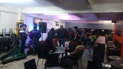 MÁS DE 200 FIESTAS CLANDESTINAS HAN SIDO SUSPENDIDAS EN CUAJIMALPA (Foto: Alcaldía Cuajimalpa)