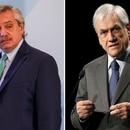 Alberto Fernández - Sebastían Piñera