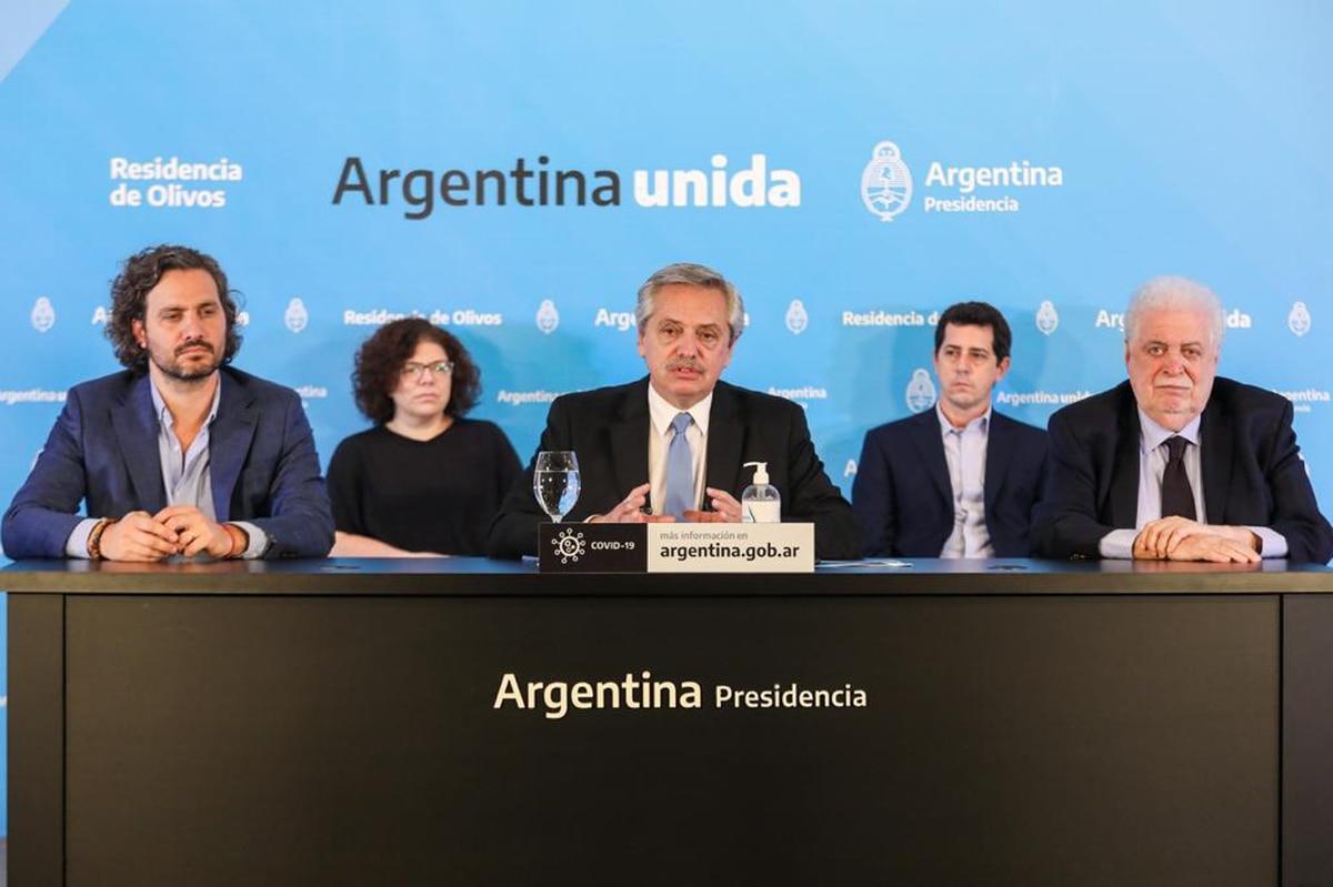 Coronavirus en Argentina: Alberto Fernández anunció la prórroga de la cuarentena hasta el 10 de mayo pero flexibilizan las salidas de los hogares - Infobae