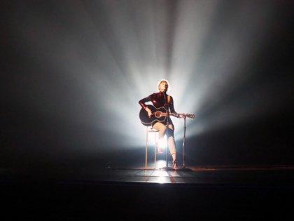 Taylor Swift ACM (Foto: Twitter/enews)