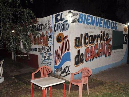 """La modesta tienda donde trabajaba """"Cachito"""" y donde en abril ocurrió el crimen"""