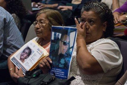 Durante primer año de gobierno de AMLO se registraron más de 5,000 personas desaparecidas (FOTO: ANDREA MURCIA /Cuartoscuro)