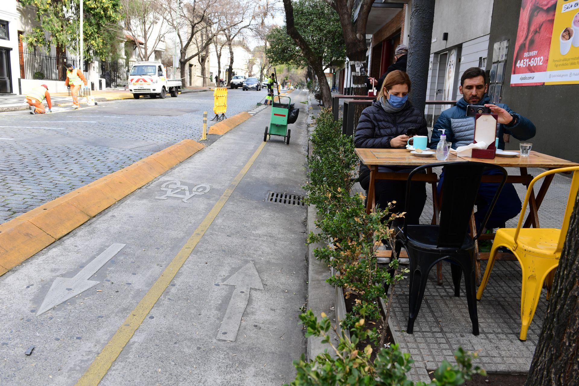 calles peatonales