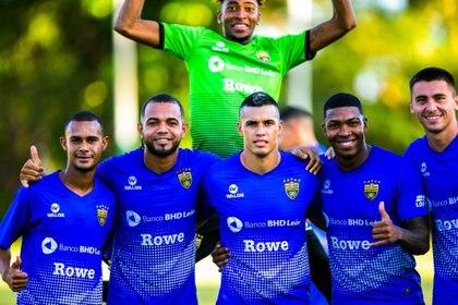 Fue el primer campeón de la Liga Dominicana de Fútbol (Foto: Twitter@atleticopantoja)