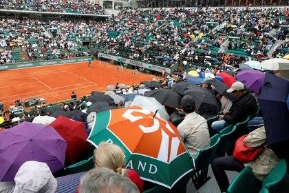 Roland Garros podrá tener 60 por ciento de aficionados en las tribunas