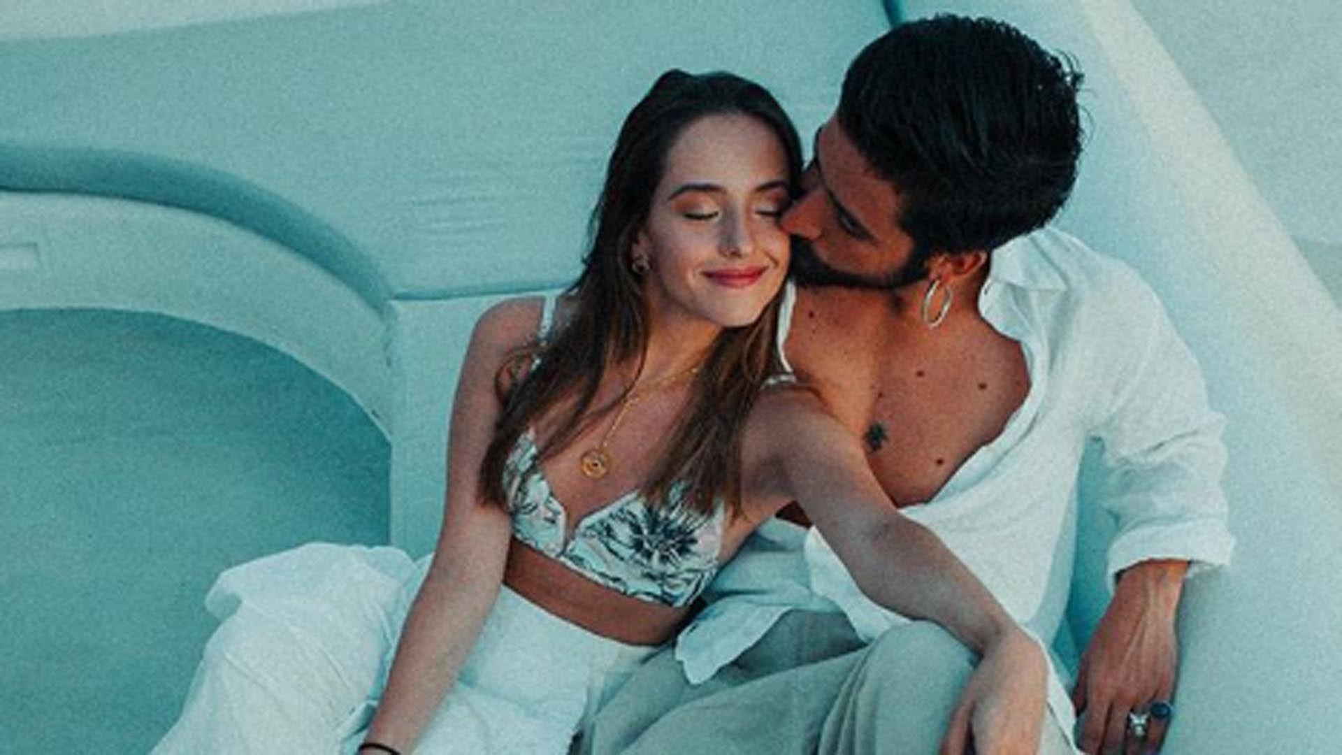 Evaluna y Camilo (Instagram)