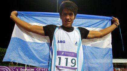 Donde todo comenzó: la dorada en los Juegos Olímpicos de la Juventud Singapur 2010