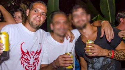 Marcelo Rey se había mudado sólo a Brasil y trabajaba como cajero en un bar