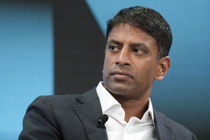 Vas Narasimhan, director Ejecutivo de Novartis AG (Bloomberg)