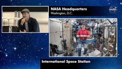 Brad Pitt a astronauta de la NASA: ¿Quién lo hizo mejor, Clooney o yo?