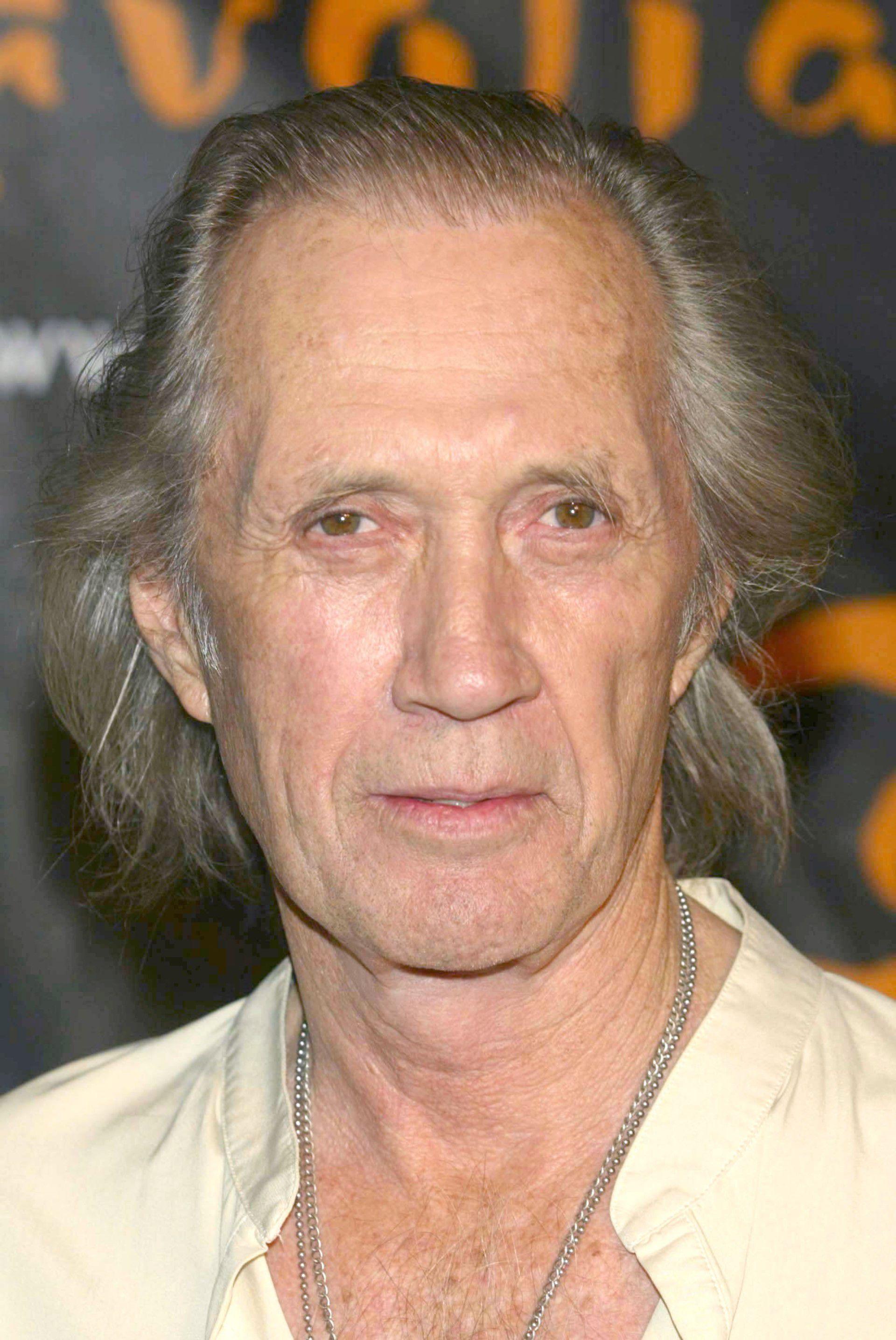 David Carradine en 2004 (Foto: Shutterstock)