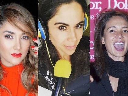 Yolanda Andrade, Paola Rojas y Sherlyn (Foto: Cuartoscuro/Instagram@paolarojas/@sherlyny)