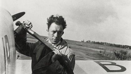En el año 1957 se le concedió el Premio Nobel de Literatura
