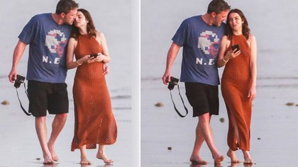 The actors' vacations in Costa Rica after spending a few days in Havana (The Grosby Group)