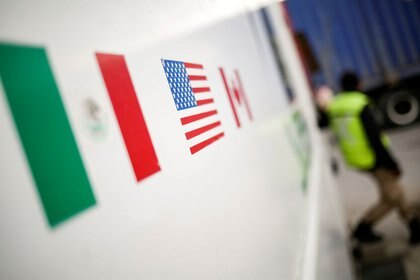 El Tratado comercial México-Estados Unidos-Canadá (T-MEC) no debe de ser todo, también hay problemas de seguridad que atender (Foto: REUTERS / José Luis González)