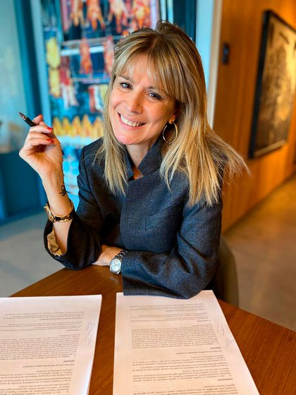 Flavia Palmiero participará de Masterchef Celebrity