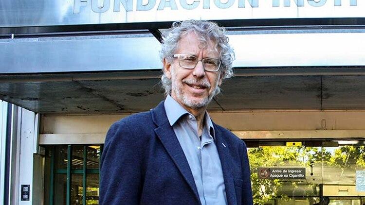 Alejandro Schinder, presidente de la Fundación Instituto Leloir (FIL), fue uno de los reconocidos (Instituto Leloir)