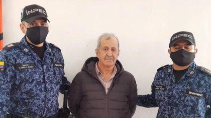 Hernán Giraldo fue trasladado a la cárcel La Paz. Foto: Inpec.