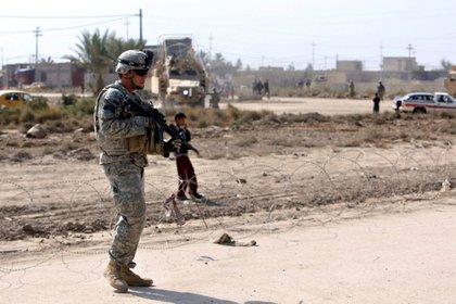 Un muerto y un soldado de EE.UU. herido en ataque en el Kurdistán iraquí. EFE/Str/Archivo