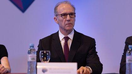 Carlos Rosenkrantz, presidente de la Corte Suprema (Adrián Escandar)